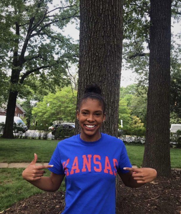 Sprinter Keyla Brown Transfers from East Carolina to Kansas