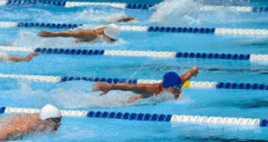 IM Sets When All Swimmers Start Away From The Walls