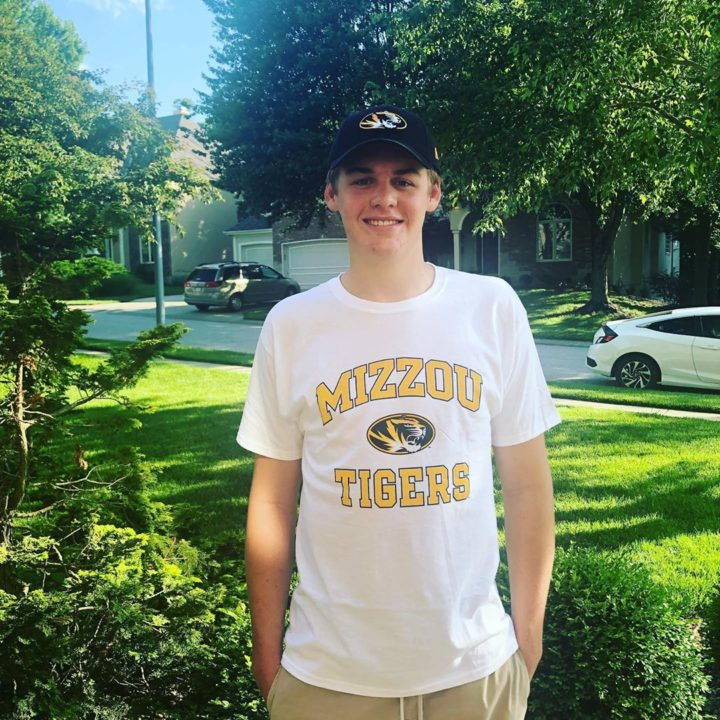 In-State Sprinter Ethan Roach Verbals to Mizzou for Fall 2021
