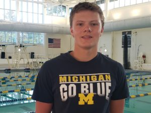 Michigan Nabs First 2022 Verbal, Adds New England Prep Champ Lucas Hodgson
