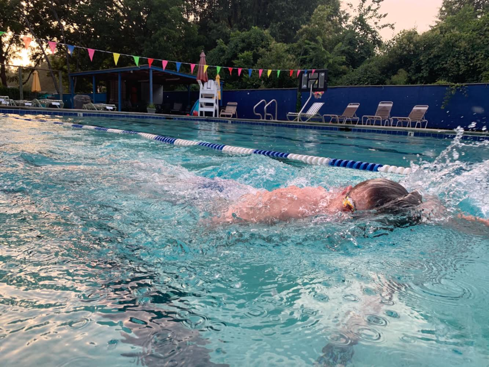 NC Swimmer Cooper Sever to Swim for 24-Hours in Honor of Uncle Chris Wooten