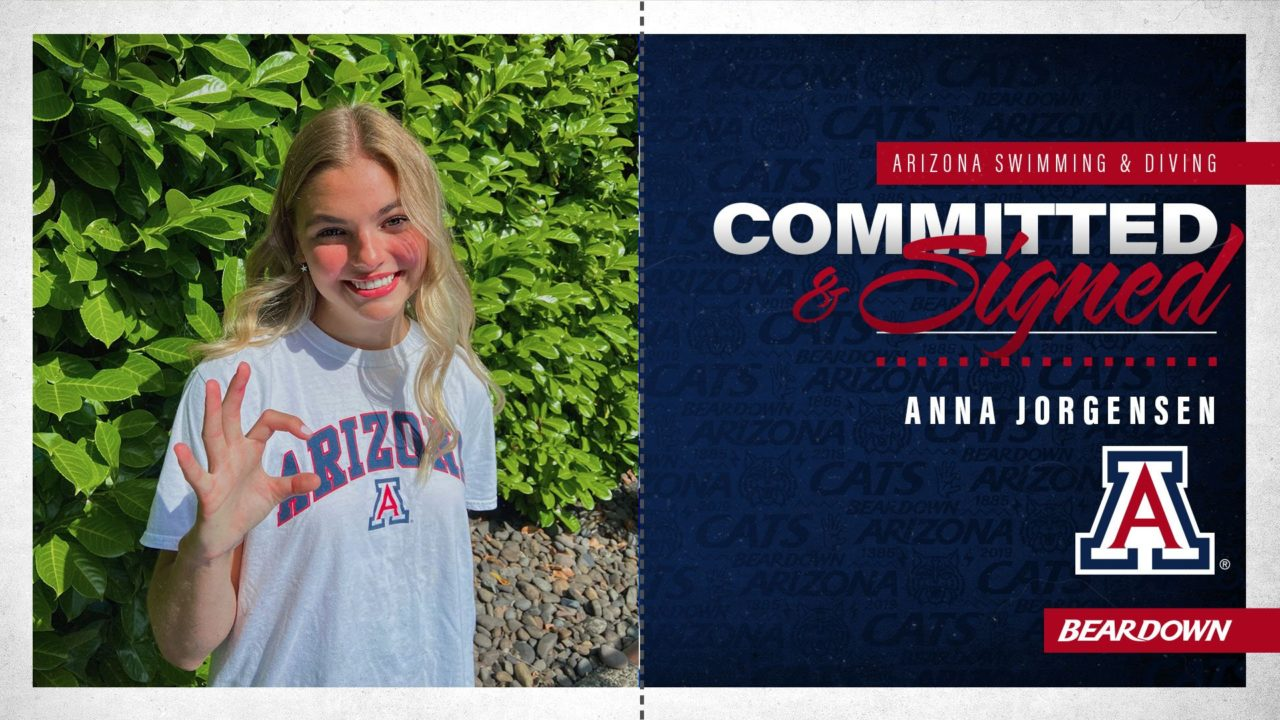 Oregon 6A Runner-up Anna Jorgensen Commits to Arizona Wildcats