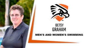 UTPB Announces Betsy Graham As New Head Coach & Director of Aquatics