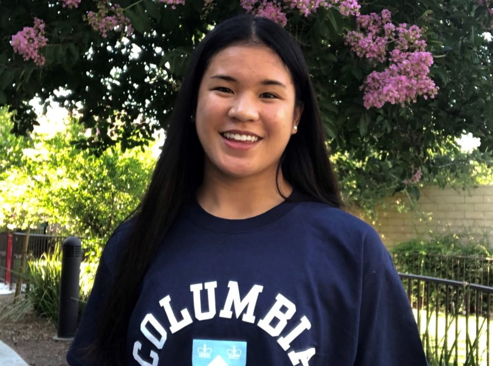 Breaststroker Julia Unas Sends Verbal Commitment to Columbia for 2021-22