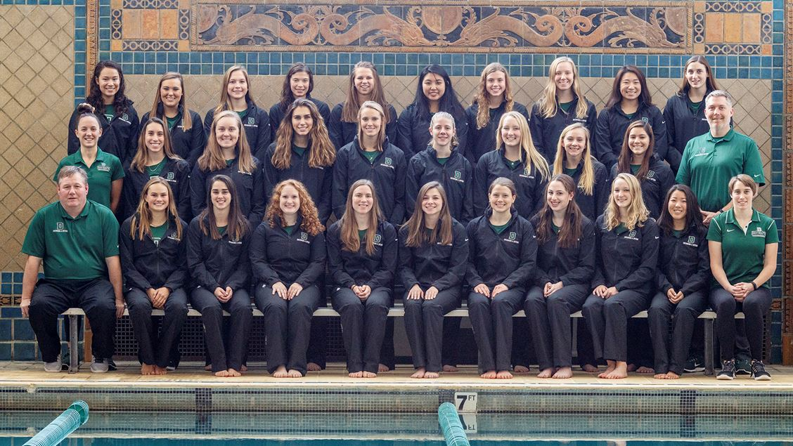 When Dartmouth Swimmers Tried to Sell Their Program on EBay