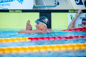 "Federica Pellegrini ""I Feel Like The First Time"" – Video"