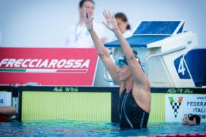 """Federica Pellegrini: """"Un Altro Lockdown? Lascio Il Nuoto"""""""
