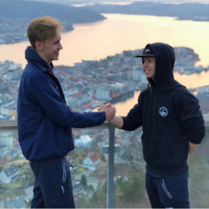 Swedish Swimmers Johansson and Holmquist to Attempt 30km Swim for Charity