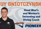 Carroll University Swimming and Diving Names Guy Gniotczynski Next Head Coach