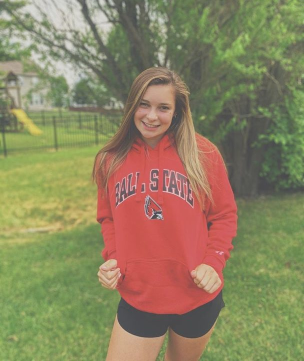 Hannah Jones Commits to DI Ball State for Fall 2021-22