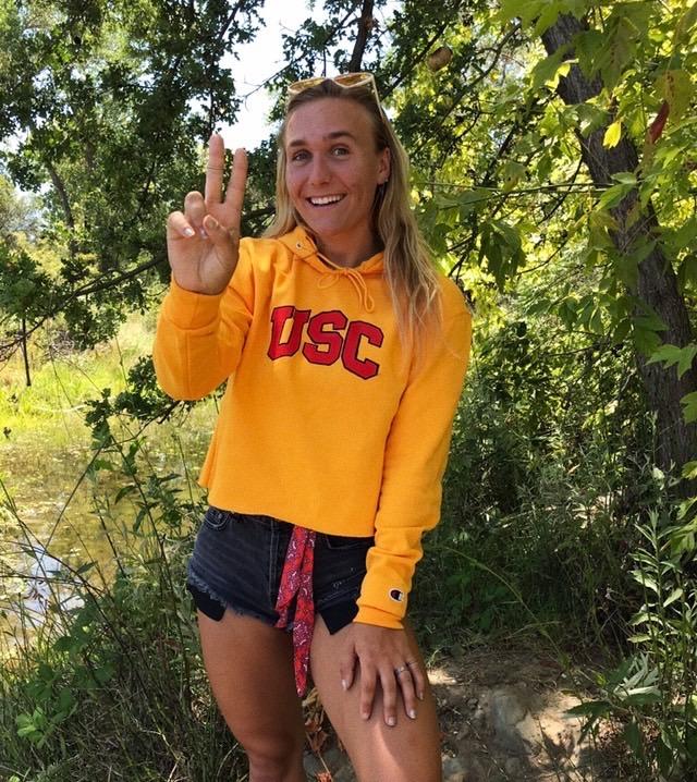 2020 NCAA Qualifier Hallie Kinsey Transfers to USC Trojans