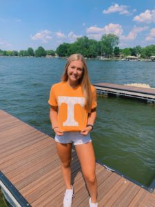 Indiana HS 100 Breast Champion Sammy Huff Verbals to Tennessee for 2021