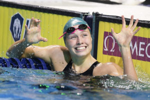 ISL All-Time Best Swims For Season One (Women's Events)