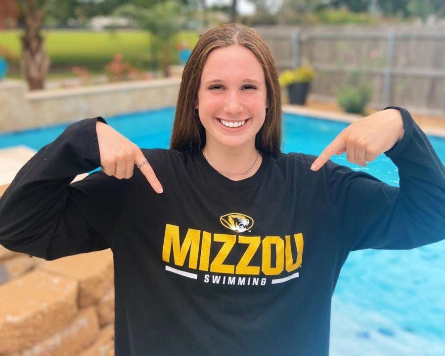 4x Louisiana HS State Champion Ashley Gill Picks Mizzou for 2021