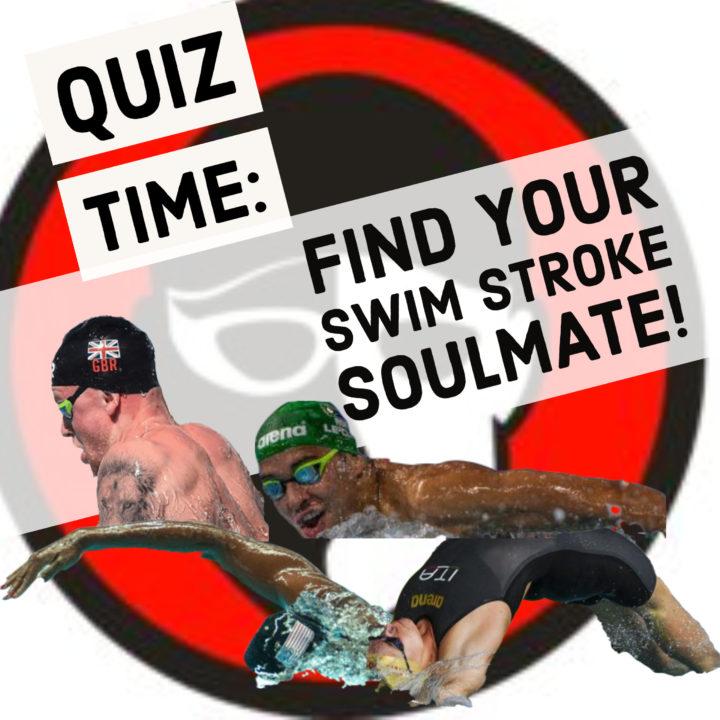 Quiz Time: Find Your Swim Stroke Soulmate