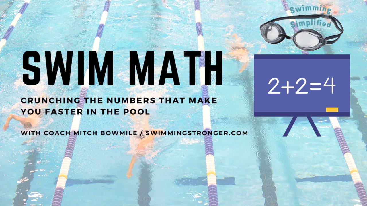Swimming Simplified: 'Swim Math'