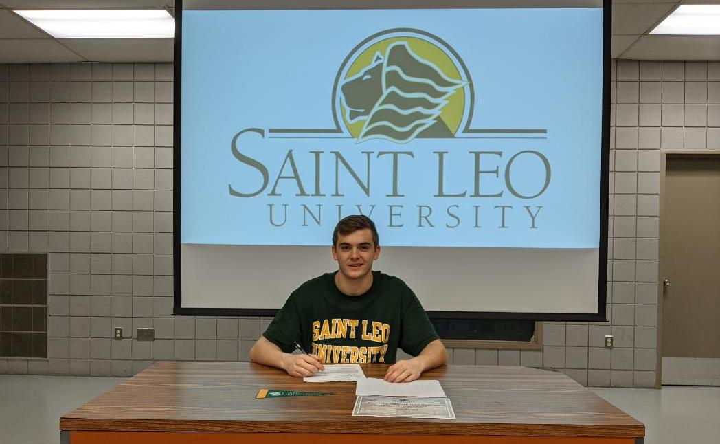 Massachusetts DI State Champion Tommy Russell Commits to St. Leo University