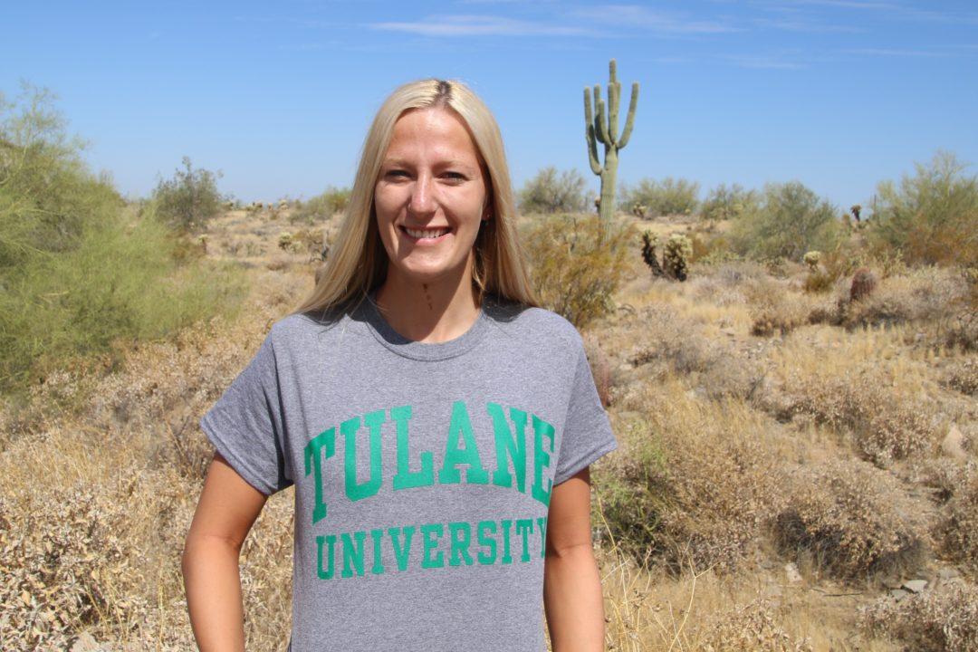 Phoenix Swim Club's Samantha Krew Verbally Commits to Tulane for 2021-22