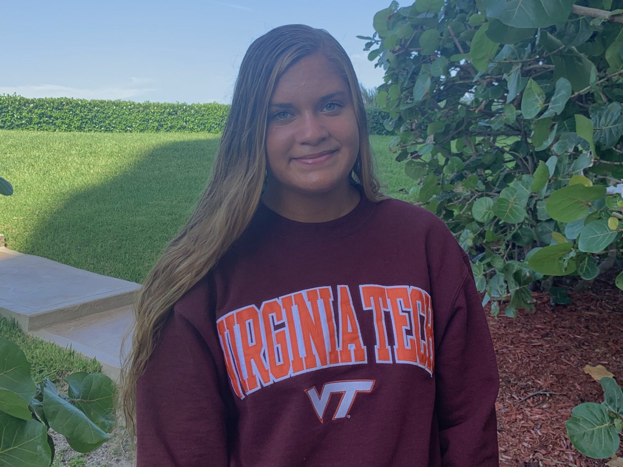 Breaststroker Julia Nappi Sends Verbal Commitment to Virginia Tech for 2021-22