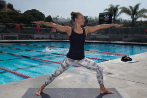 Yoga for Masters Swimmers – Working with Your Range of Motion