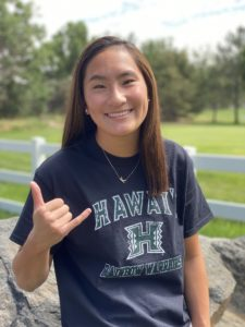 Colorado HS State Finalist Kira Hobbs Chooses Hawaii for 2021