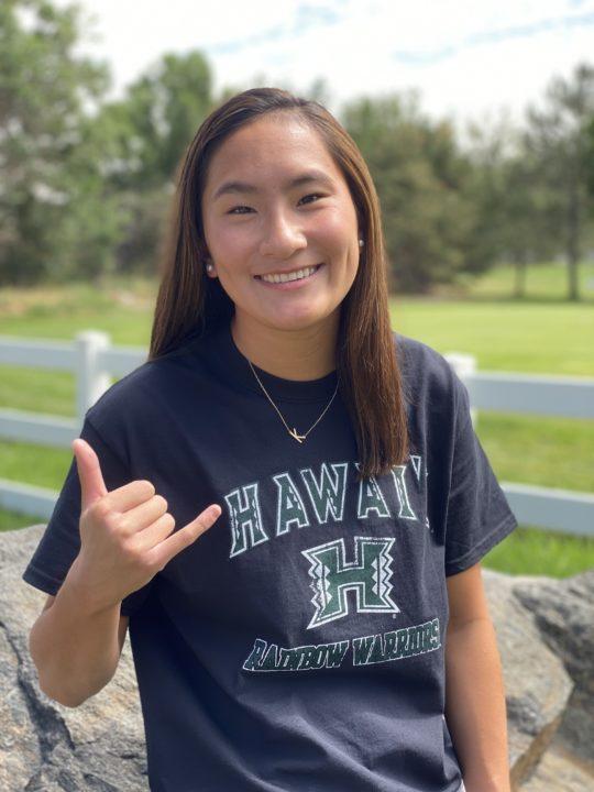 Colorado HS State Finalist Kira Hobbs Chooses Hawaii for 2021