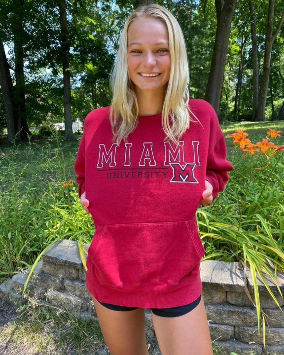 WPIAL League Champion Taylor Connors Commits to Miami (OH)