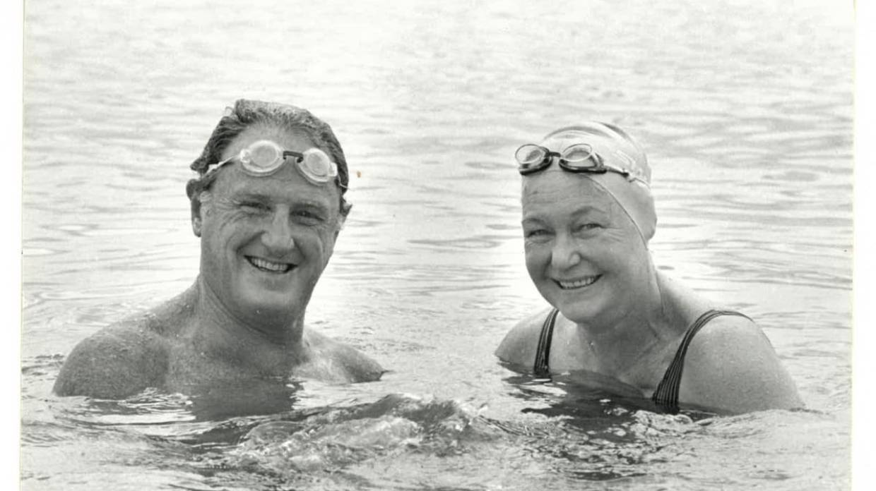 Jean Hurring, Only New Zealand Woman with an Olympic Swimming Medal, Has Died
