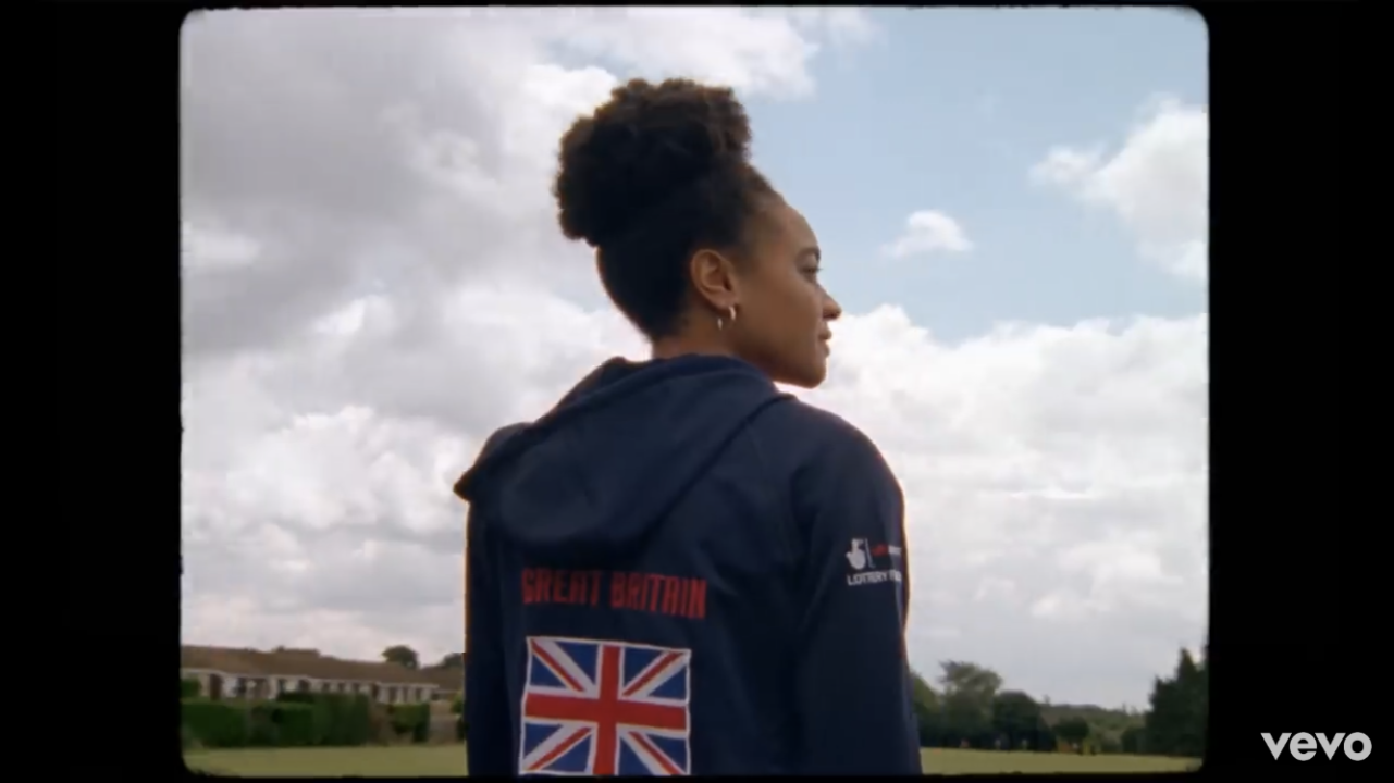 Team GB's Alice Dearing Appears In Music Video For 'Reprise' Project