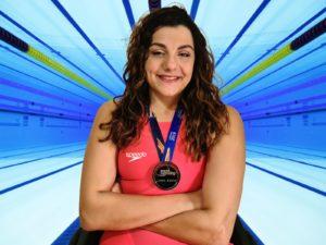 Nuoto Paralimpico: Angela Procida Ci Cimenta Nelle Open Water Ad Ischia