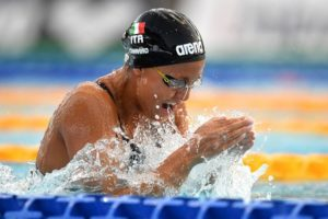 More Italian Swimmers Announce Negative COVID-19 Tests