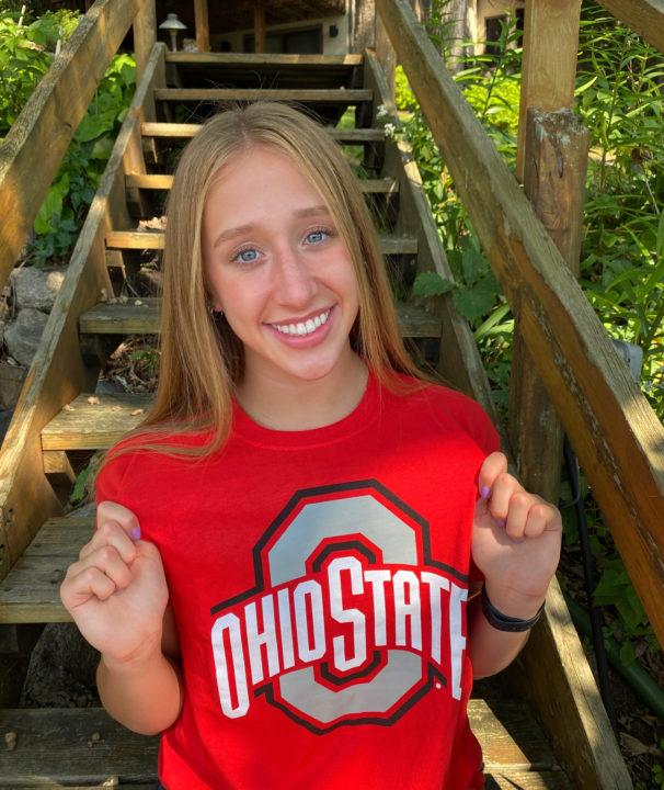 Minnesota State Champion Breaststroker, IMer Reese Dehen Chooses Ohio State