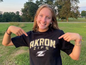 Akron Lands Verbal Commitment from IMer Kendall Craig for 2021