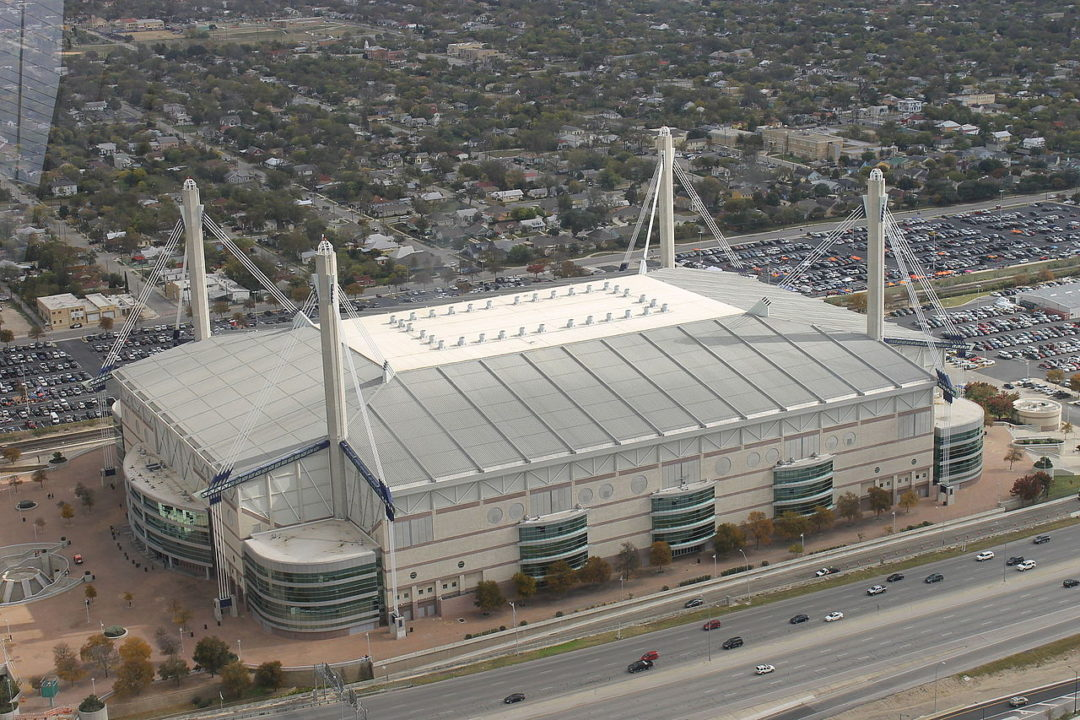 San Antonio, Texas Is Bidding to Host the 2024 US Olympic Swimming Trials