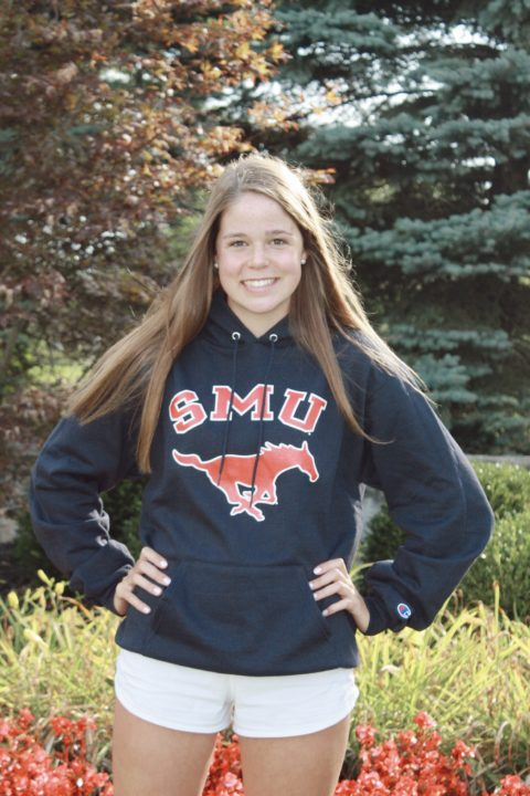 Mason Manta Rays Breaststroker Ashley Lugbill Commits to SMU