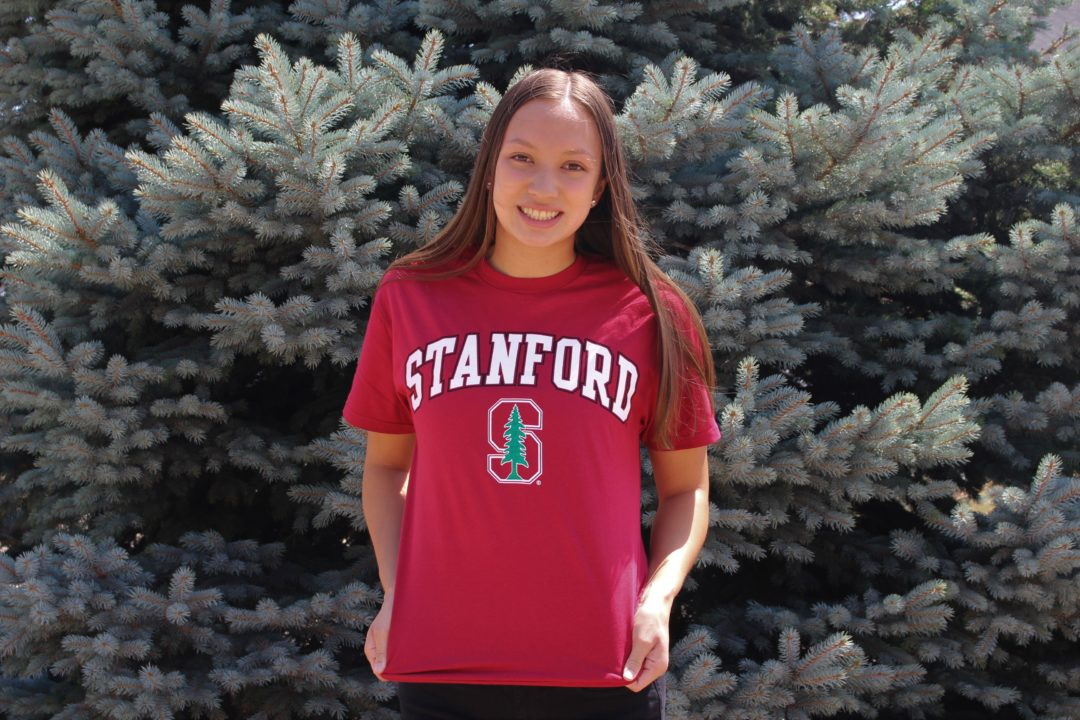 Stanford Women Pick Up 2x Iowa HS Champion Aurora Roghair for 2021
