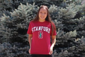 Stanford Women Pick Up 2x Iowa HS Champion Aurora Roghair for 2021