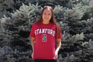 Stanford '25 Commit Aurora Roghair Breaks 35-Yr-Old 1000 FR Iowa LSC Record
