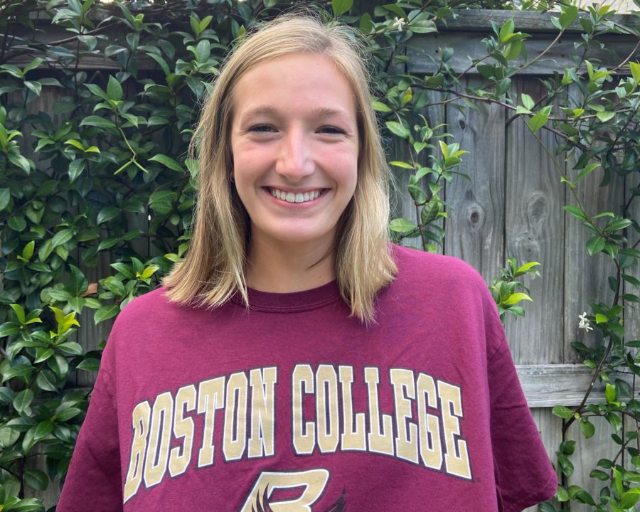 4x NC Independent Schools State Champ Liza Murtagh Sends Verbal to BC