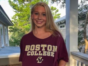 Freestyler Olivia Howard Sends Verbal Commitment to Boston College for 2021