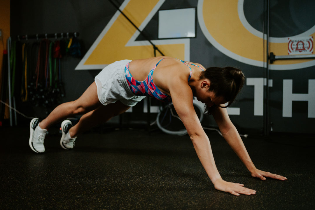 Daily Dryland Swimming Workouts #165 – Triceps