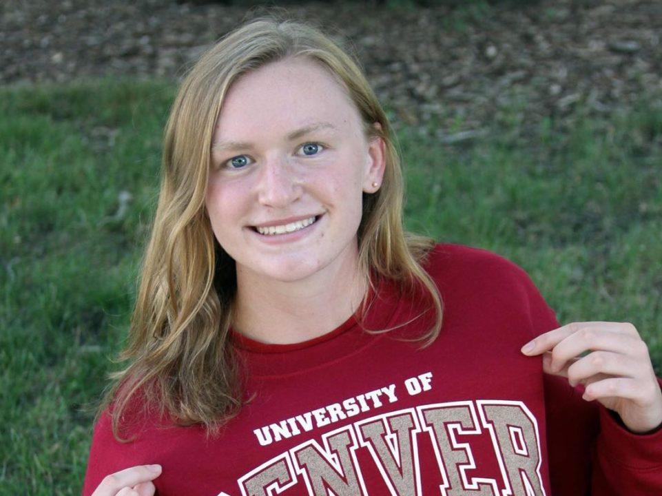 Winter Juniors Qualifier Mia Moulden Sends Verbal Commitment to Denver