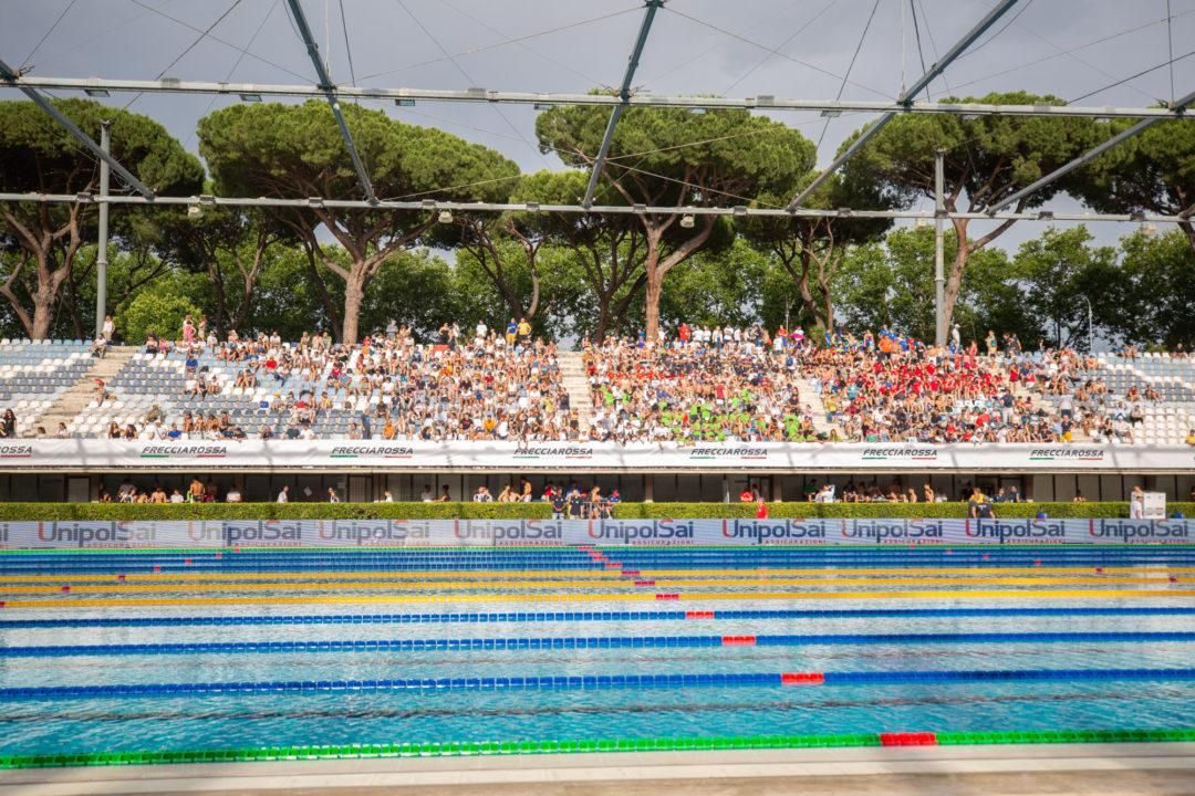 57° Trofeo Settecolli Programma Gare Day1 11 Agosto 2020
