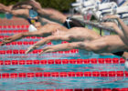 Stock start backstroke