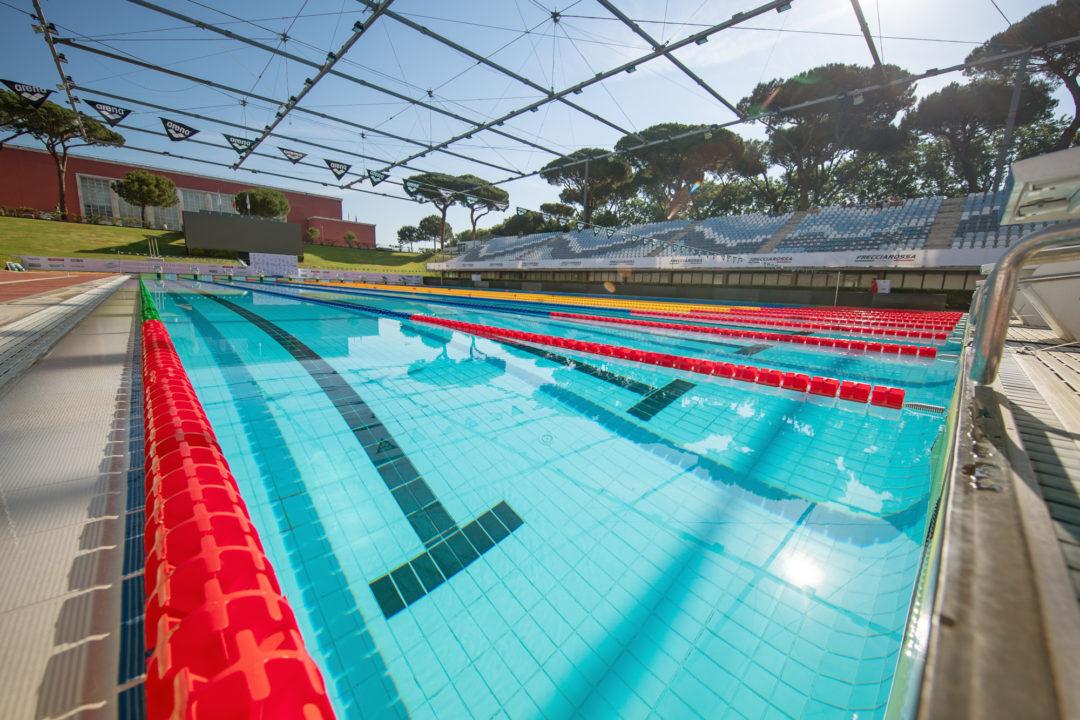 Campionato Assoluto-Trofeo Settecolli Frecciarossa: Riparte Il Nuoto