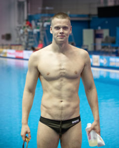 Rapsys Reaps 200 Free Gold On Night 1 Of Lithuanian Sprint Cup