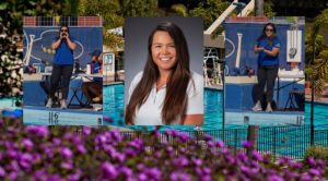 Pepperdine Hires Ellie Monobe as New Head Swimming Coach