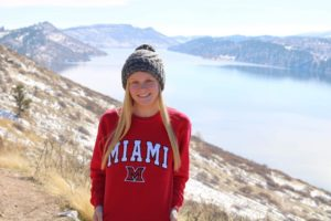 Emily Rinker Commits to Miami (OH) MAC A-Final Time in 400 IM in Hand Already