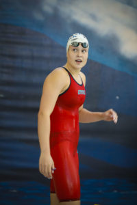 Gorbenko Shaves .15 Off 100 IM Israeli National Record