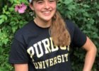 Purdue Lands 48.8 Relay Split Sprinter Hannah Hill for 2021